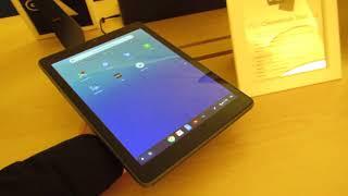 Asus Chromebook Tablet TP100 (CES 2019)