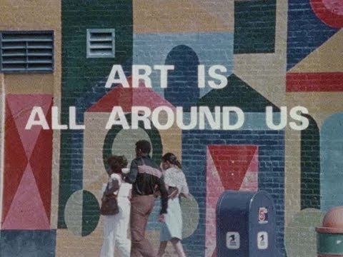 Art Is All Around Us (1980)