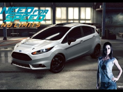 need for speed no limits ford fiesta st modifications youtube. Black Bedroom Furniture Sets. Home Design Ideas