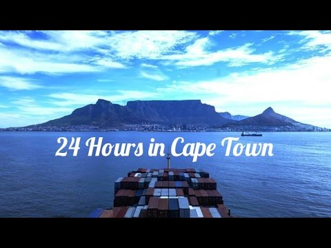 24 hours in Cape Town