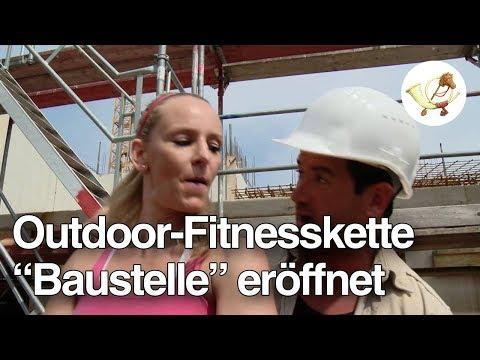 Neue Outdoor-Fitnesskette