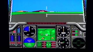 Atari ST Gunship