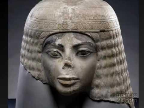 ZeitGeist: Ancient Michael Jackson statue?