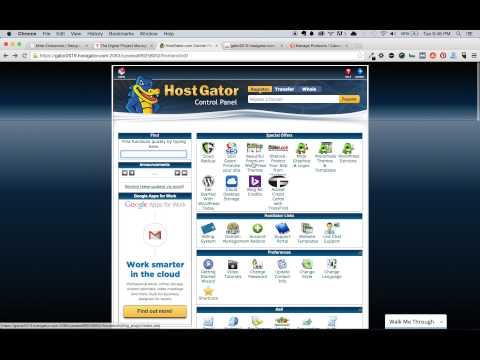 Magento Tutorial #1 - How To Install Magento Community Edition (1.9) On Hostgator Server
