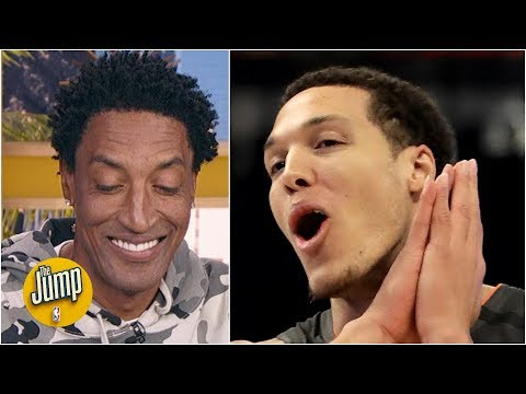 Scottie Pippen reveals the truth about the controversial 2020 Slam Dunk Contest | The Jump