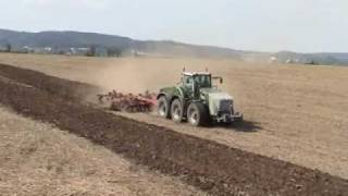 FENDT TRISIX  in action