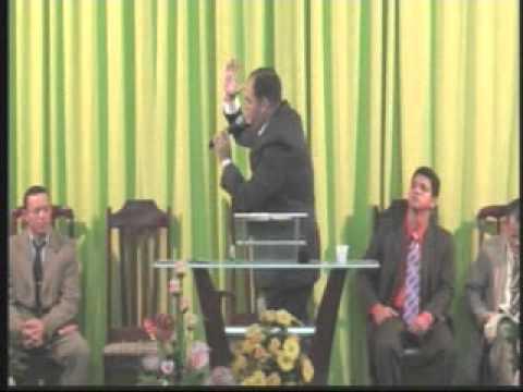 Pregador Jose Vicente Hipolito