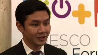 Mark Lozano, UNESCO Youth Forum
