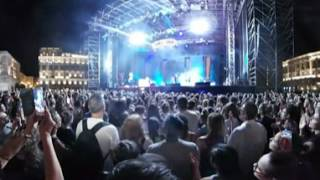 Mika - Love Today (live in 360, Trieste Piazza Unitá d'Italy 2016)