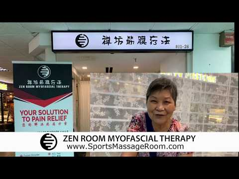 Pain Therapy Testimonial | Pain Relief Massage Testimonial for Relaxation & Pain Relief of  Knee