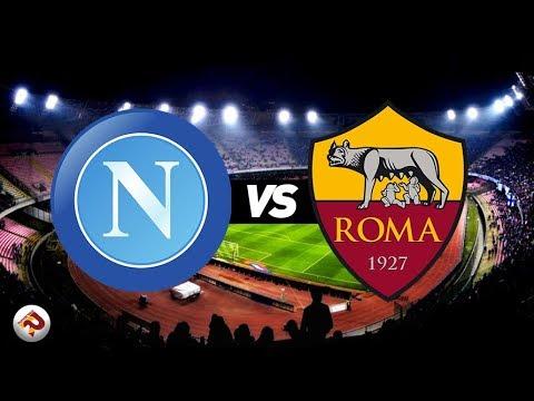 Napoli - ROMA | Diretta LIVE (Serie A)