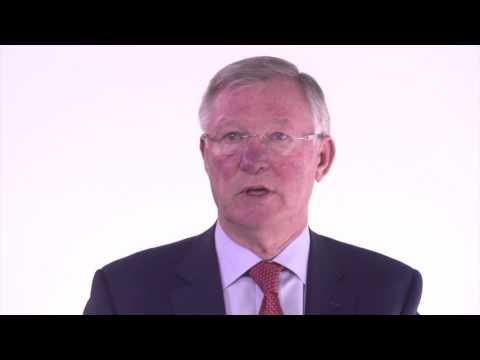When hard times come by | Alex Ferguson | WOBI