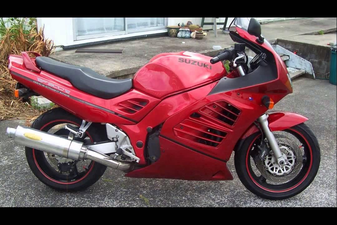 Suzuki Mtop Speed