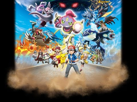 Pokémon XY: The Archdjinni of the Rings! Hoopa from YouTube · Duration:  2 minutes 21 seconds