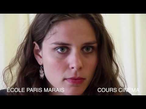 Ecole Paris Marais Le Cours Cinéma Parisien