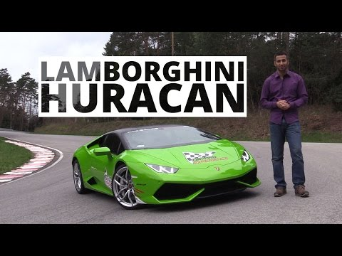 Lamborghini Huracan 5.2 V10 610 KM, 2016 - test AutoCentrum.pl #263
