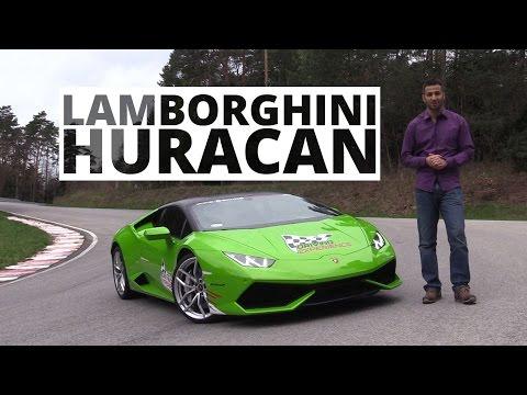 Lamborghini Huracan 5.2 V10 610 KM, 2016