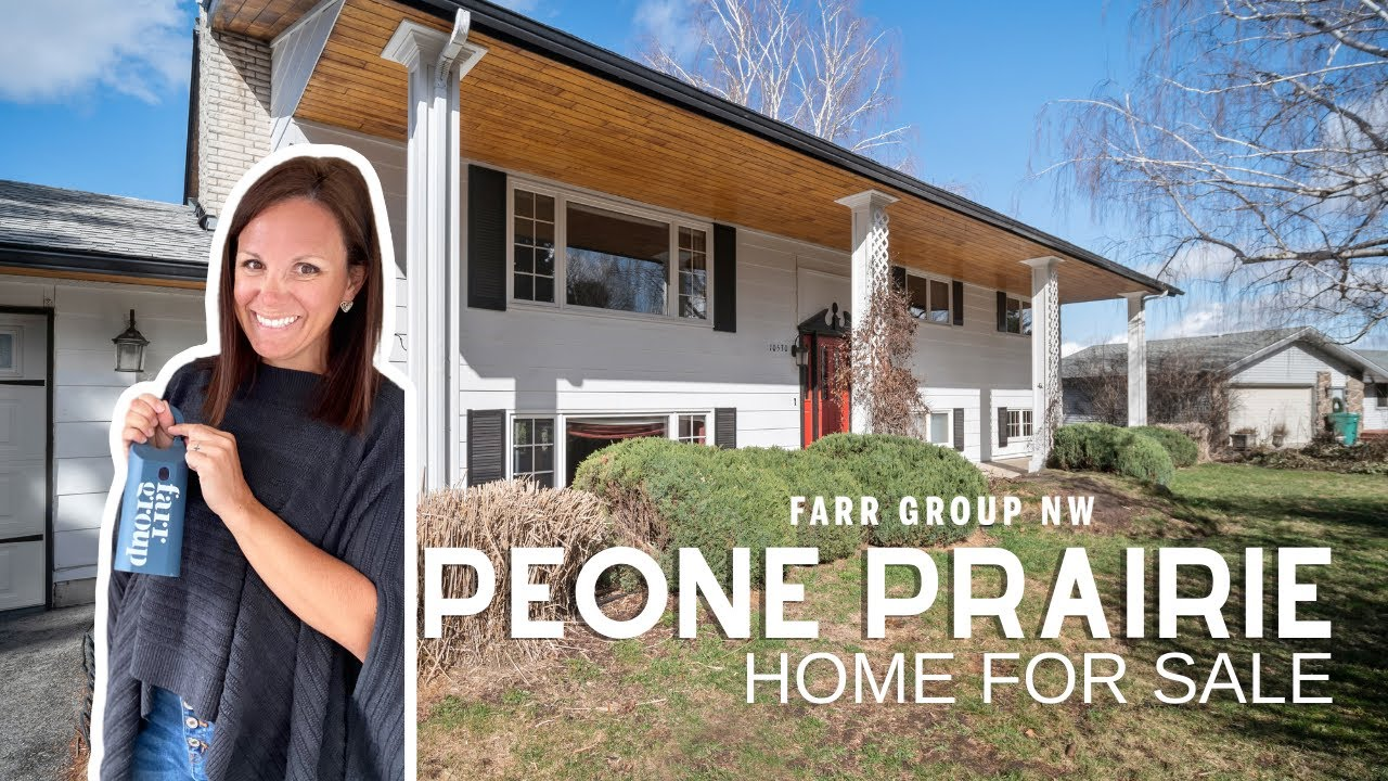 FOR SALE   PEONE PRAIRIE   10530 N OVERVIEW