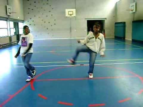 jannet jackson - Feetback Dance