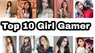 Top 10 Beautiful Girl Mobile Legends Gamer in Philippines