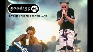 The Prodigy - Live At Phoenix Festival 1996 Main Stage Remastered