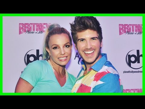 MEETING BRITNEY SPEARS!!