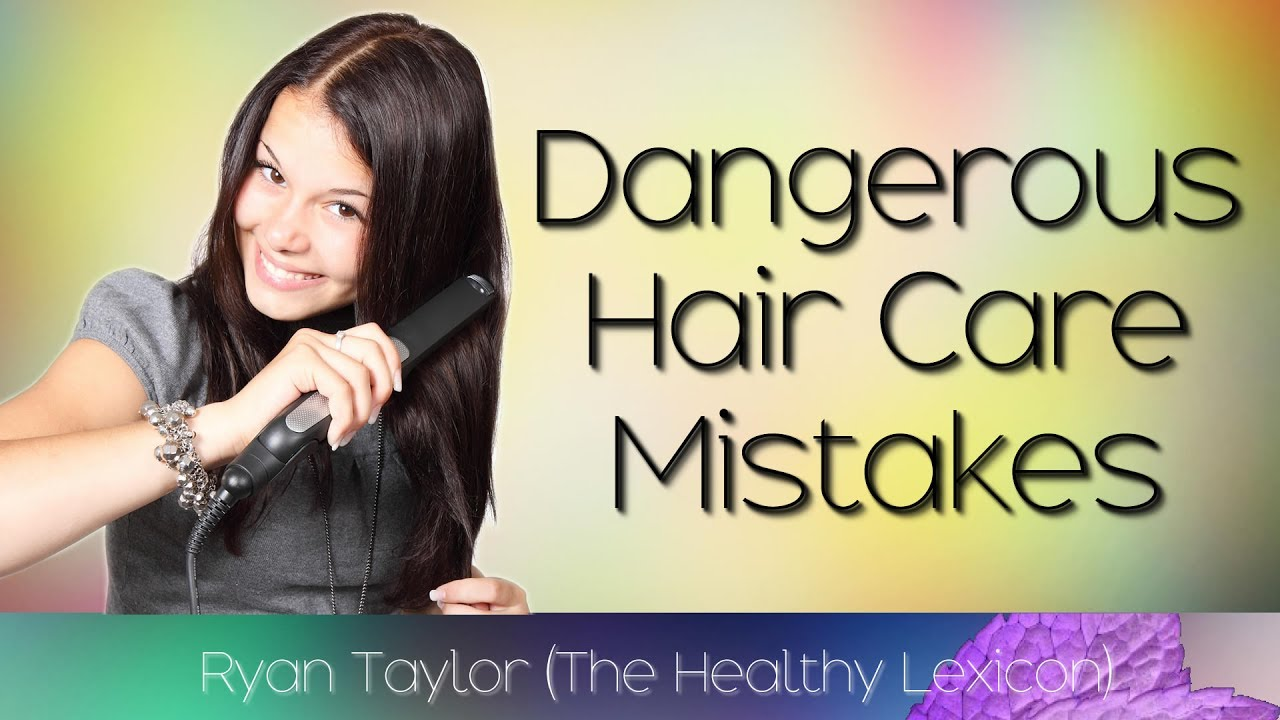 Care hair mistakes to avoid exclusive photo