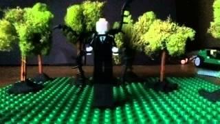 Lego slenderman (the story)