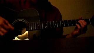 Four Sticks Guitar Lesson