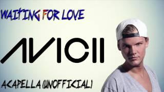 waiting for love lyrics avicii