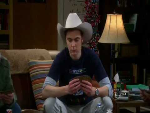 The Big Bang Theory- Flaming Spittoon  S5x10