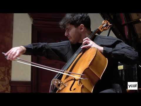 Jamal Aliyev And Jâms Coleman: Bridge Sonata In D Minor For Cello And Piano I Allegro Ben Moderato