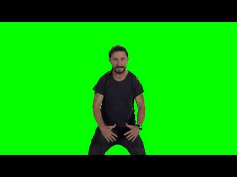 JUST DO IT [RE-GREEN SCREEN]