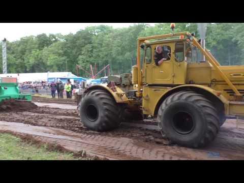 Trecker Treck Banzkow 2016, 18 T Königsklasse    Tractor Pulling