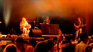 Sharon Shannon   Killarney Ireland 7 20 2013 last song