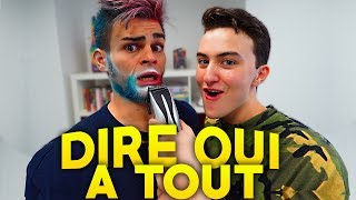 DIRE OUI À TOUT PENDANT 24H (Yes Man Challenge feat. FASTGOODCUISINE) thumbnail