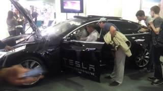 Копия видео Tesla Model S