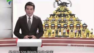 广东卫视新闻报道 mmm金融互助社区3M金融记者专访mmm金融金字塔