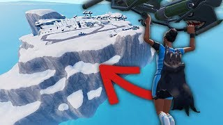 FORTNITE's DEPART ISLAND! (Glitch Fortnite)