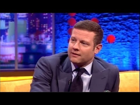 """Dermot O'Leary"" On The Jonathan Ross Show Series 6 Ep 3.18 January 2014 Part 3/4"