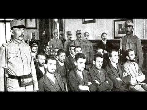 The Assassination of the Archduke Franz Ferdinand