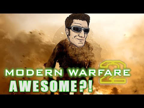 Why Was Call of Duty: Modern Warfare 2 SO AWESOME?!