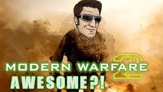 Why Was Call Of Duty Modern Warfare 2 SO AWESOME