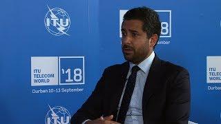 ITU TELECOM WORLD 2018: Ravi Suchak, VP Public Affairs, EMEA, American Tower Corporation