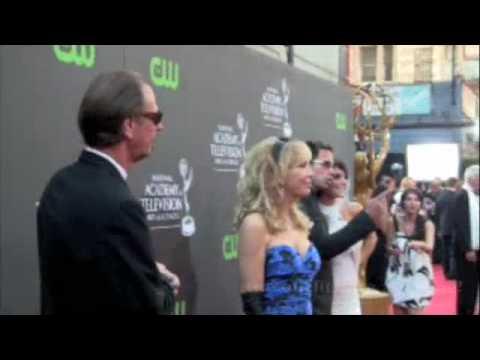 Jennifer Gareis  2009 Emmy Awards Blog