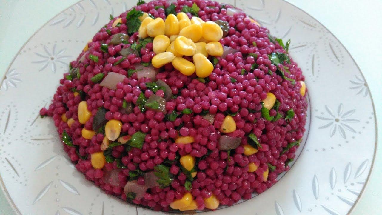 Şalgamlı Bulgur Salatası Tarifi Videosu