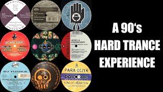 A 90's Hard Trance Experience - Johan N. Lecander