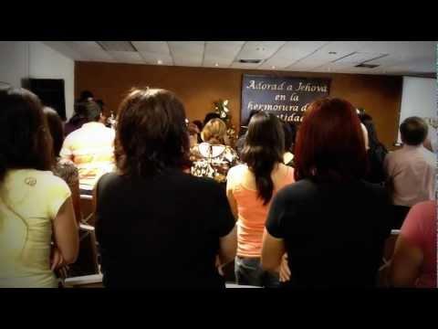 Servicio de domingo en Torreon 9 de octubre de 2011