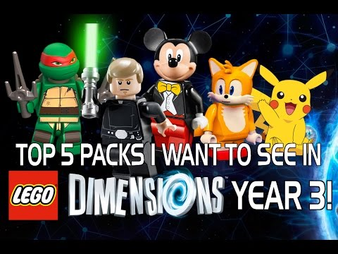 Lego dimensions made a terrible Lego set - YouTube Gaming