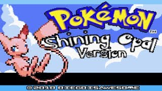 Repeat youtube video Pokemon Shining Opal: Part 1 - Torchic Magnet